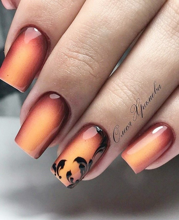 Beautiful Ombre Nail Art Ideas To Copy This Year