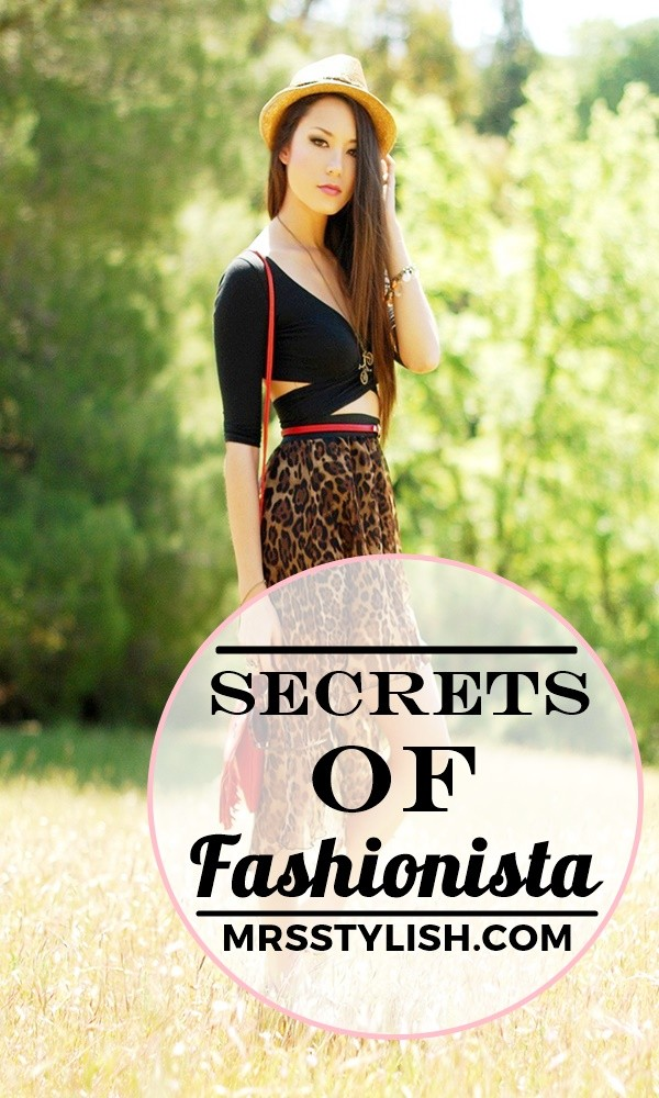Secrets Of Fashionista