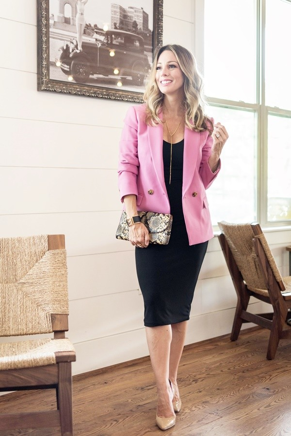 Brilliant Office Outfit Ideas With Blazer