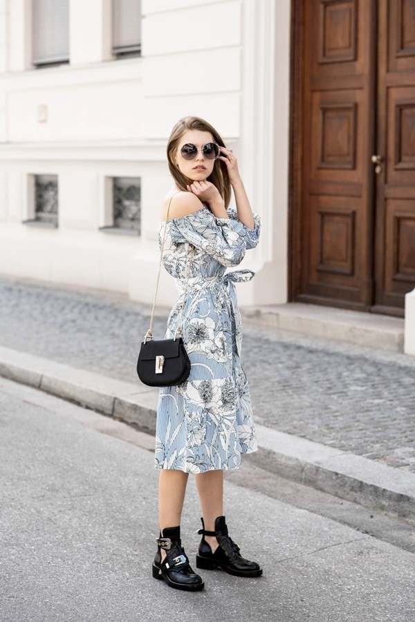 Eye-Catching Shoulder Bag Outfits