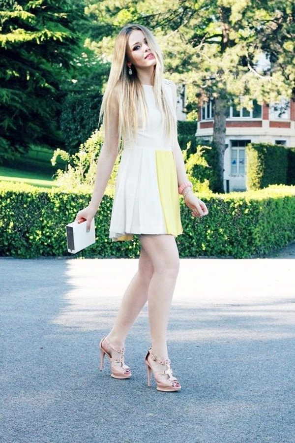 High Heel Outfits Ideas For Starting Your Summer