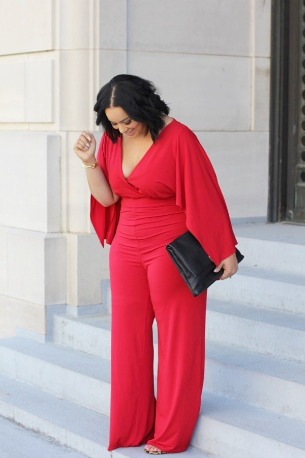 Comfortable Work Outfit Ideas For Plus Size Women