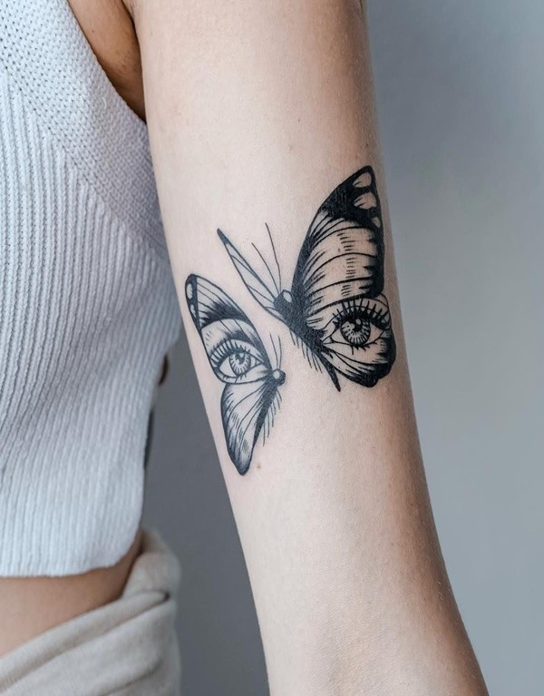 Perfect Spots To Hide Small Tattoo