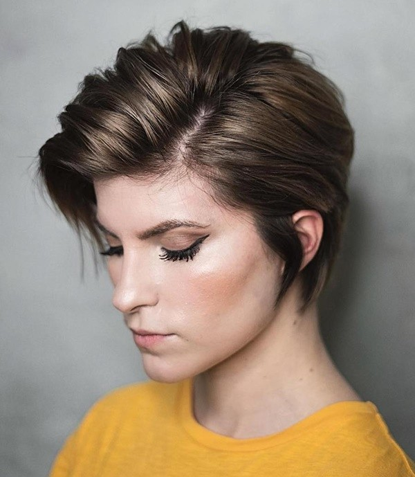 40 Easy Hairstyles for Women with Short Hair