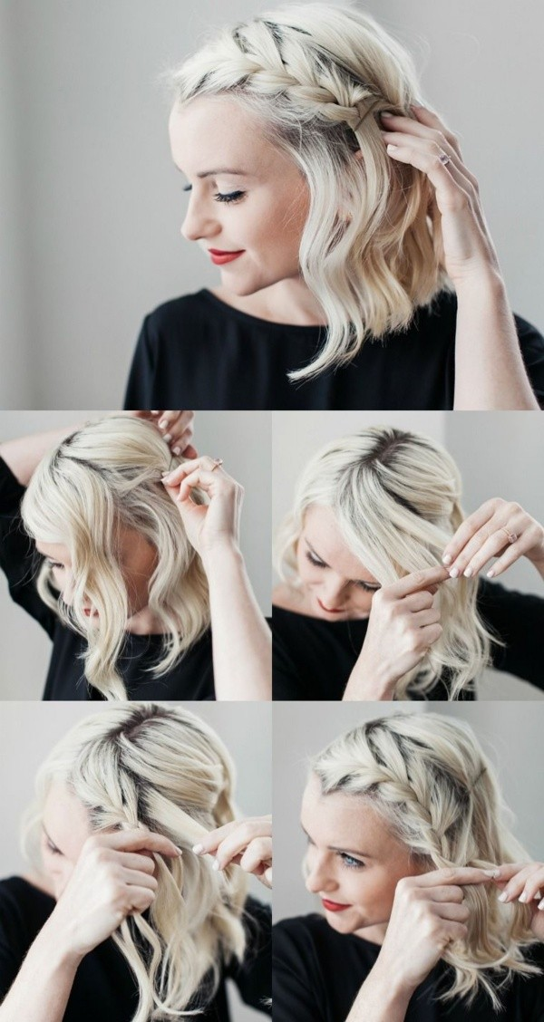 How to Style Short Haircuts