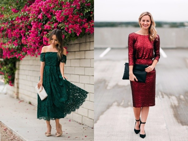 40 Charming Outfit Ideas For Christmas 2020