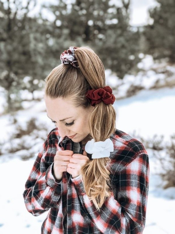 Perfect Holiday Hairstyles For Every Christmas Outfits